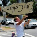The SignFlipper in Cartersville Ga.